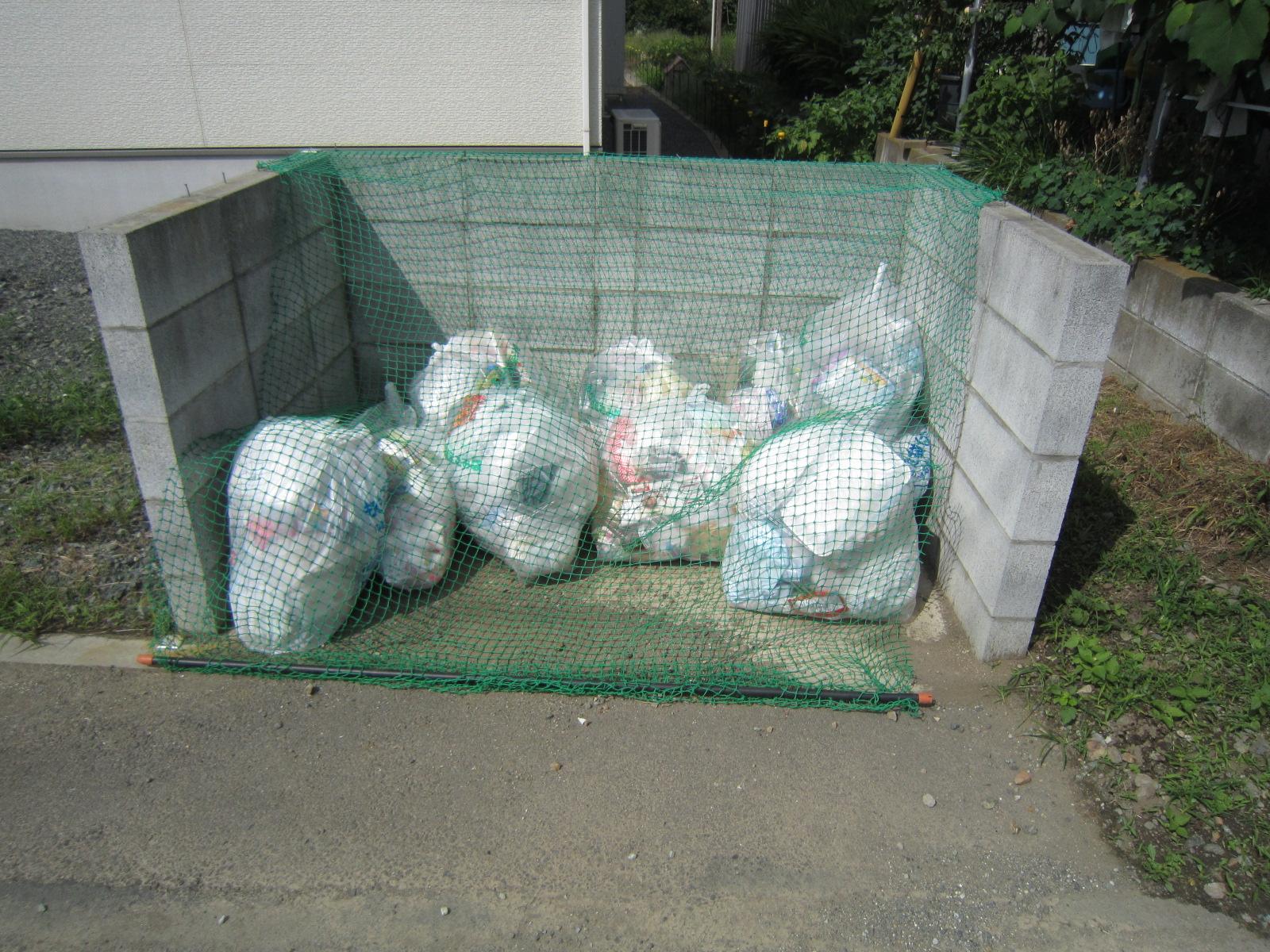ゴミ ステーション